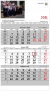 Kalender 2021 - Hängekalender 3-Monate