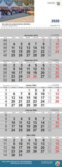 Kalender 2020 - Hängekalender 5-Monate