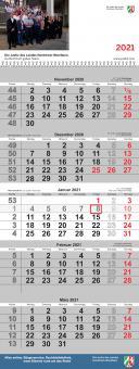 Kalender 2021 - Hängekalender 5-Monate