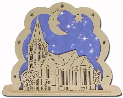 Adventlicht 'Pauluskirche Hamm'