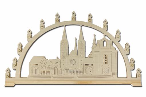 Lichterbogen 'Werler Basilika'