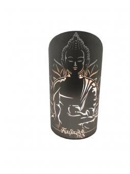 Lampensäule Budda