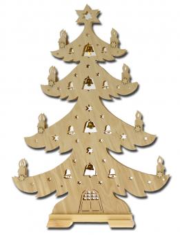 Lichterbogen 'Weihnachtsbaum'
