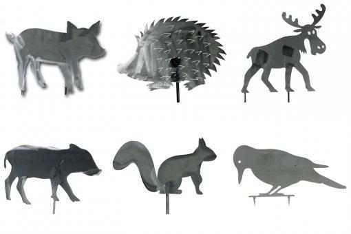 Edelrost Tierfiguren
