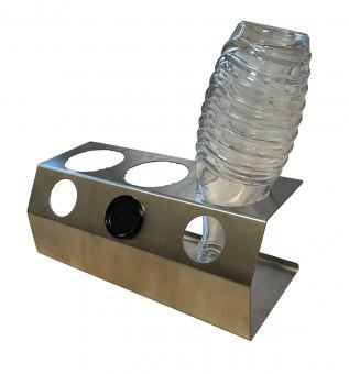 Flaschenhalter Wassersprudler