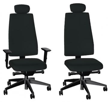 Bürodrehstuhl Modell 32 GFJ