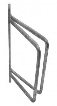 Fahrradständer 45 °