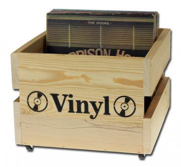"Schallplatten-Box ""Plattenkiste"""