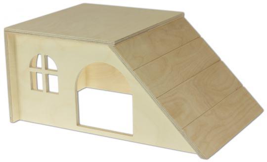Meerschweinchenhaus 'Kletterhaus Kurti'