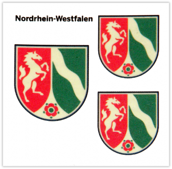 Wappen-Tattoo