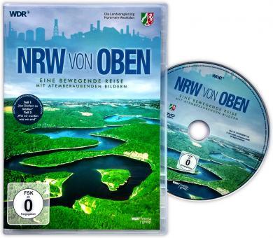 DVD - 'NRW von oben'
