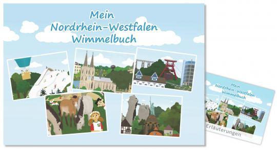 NRW-Wimmelbuch
