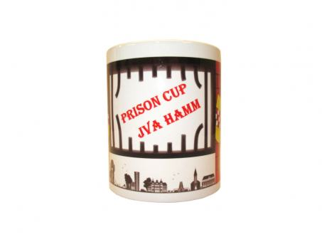 "Kaffeetasse Prison Cup ""JVA Hamm"""