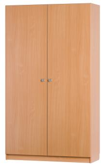 Schrankkorpus 1000 x 450 x 2080 mm inkl.1 Mittelwand/ 2 türig o. Einlegeböden