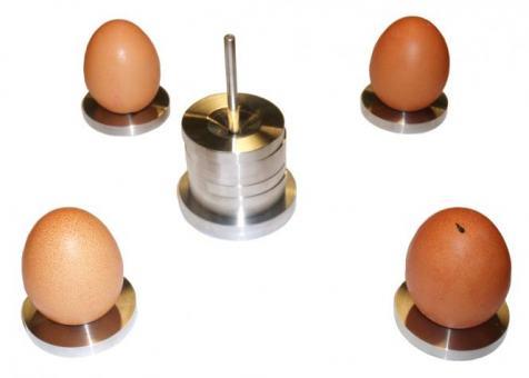 Ständer mit 10 Eierbechern