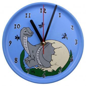 Wanduhr für Kinder 'Dino'