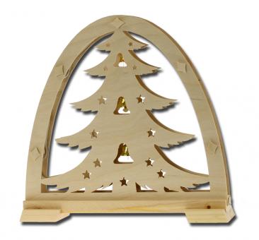 Lichterbogen 'Weihnachtsbaum klein'