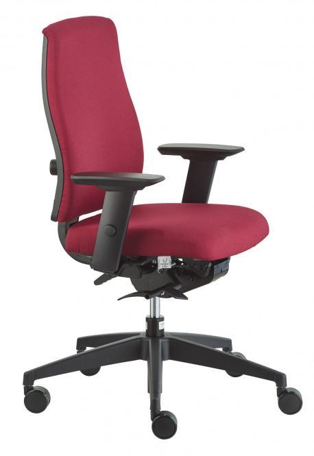 Bürodrehstuhl Modell 152 GJ Bezug 6040