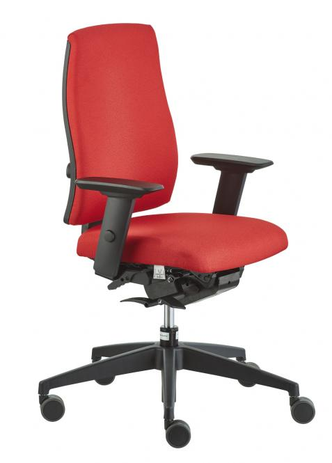 Bürodrehstuhl Modell 152 GJ Bezug 5805