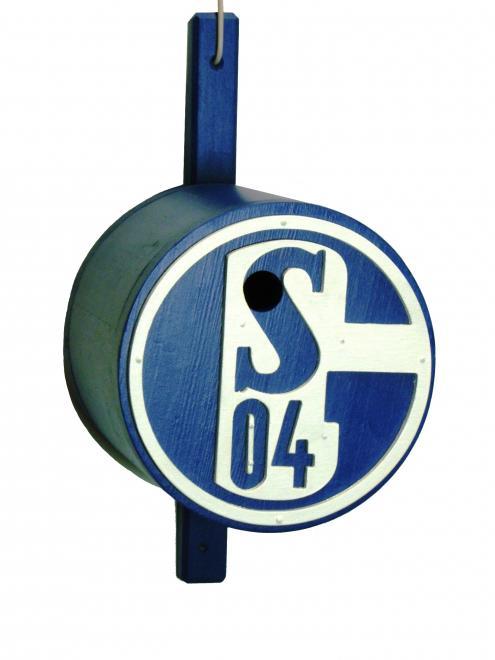 Nistkasten 'Schalke'