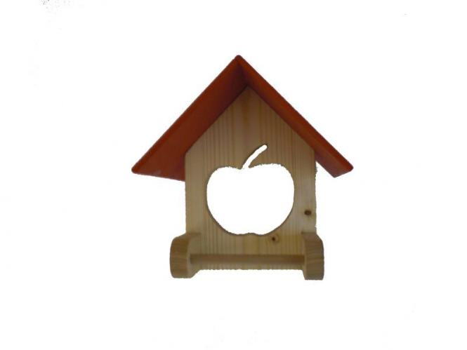 Apfelfutterhaus