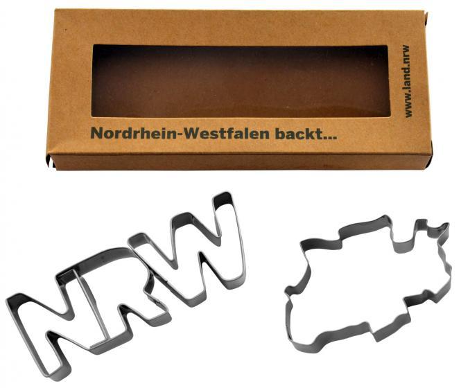 NRW Backförmchen