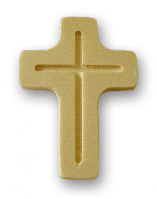 Kreuz mit Gravur