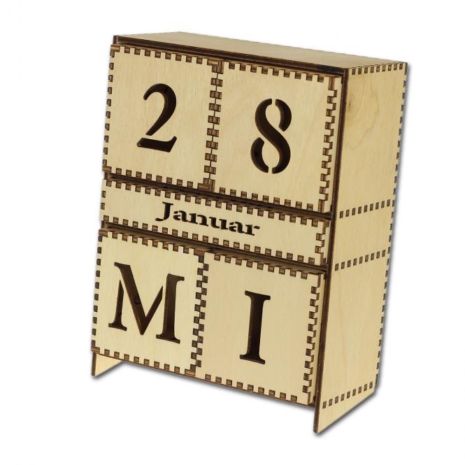 Design-Dauerkalender