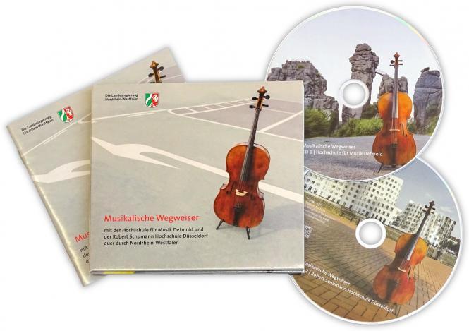 CD-BOX Musikalische Wegweiser