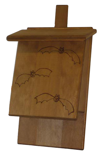 Nistkasten Fledermaus