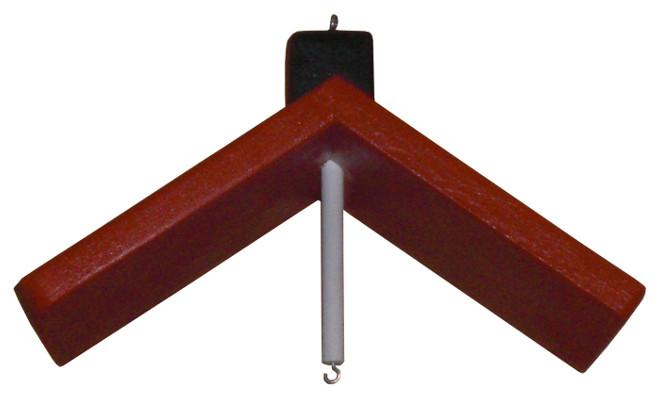 Nur-Dach-Futterstelle
