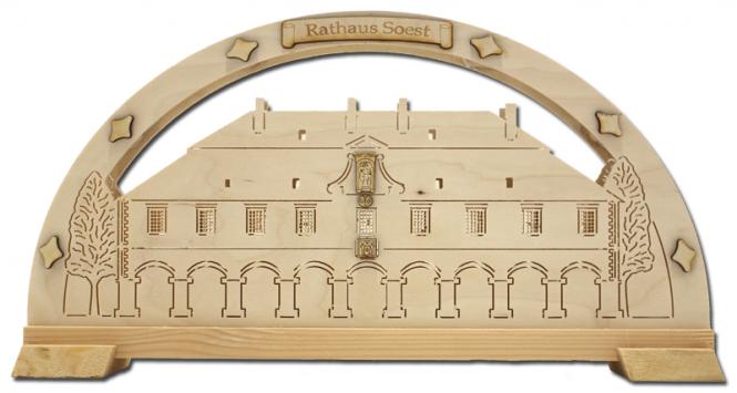 Lichterbogen 'Rathaus Soest'