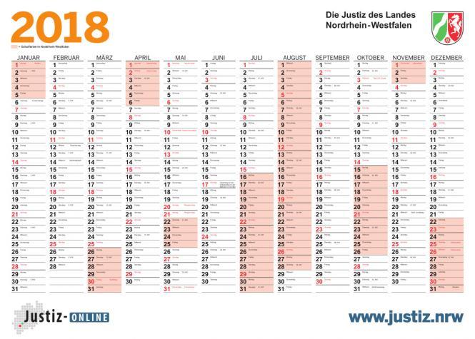 Jahres-Wandkalender