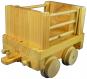Holzspielzeug Gittergüterwagen - Vorschaubild 1