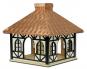 Fachwerk-Futterhaus mit Kupferdach - Vorschaubild 1