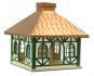 Fachwerk-Futterhaus mit Kupferdach - Vorschaubild 2