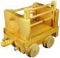 Holzspielzeug Gittergüterwagen - Vorschaubild 2