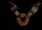 Halskette mit rundem Anhänger - Vorschaubild 3