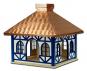 Fachwerk-Futterhaus mit Kupferdach - Vorschaubild 3