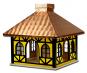 Fachwerk-Futterhaus mit Kupferdach - Vorschaubild 4