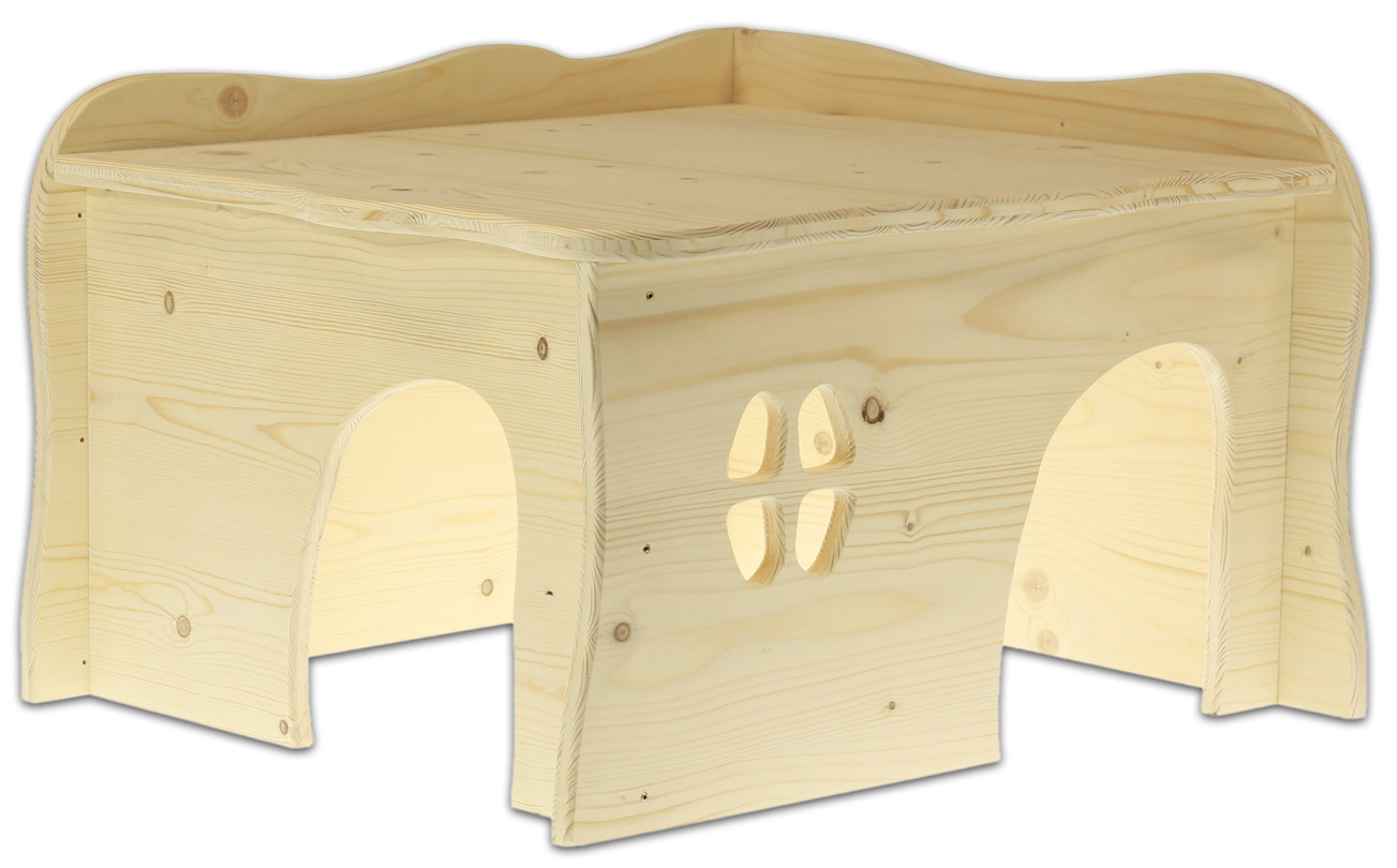 kaninchenhaus emma. Black Bedroom Furniture Sets. Home Design Ideas