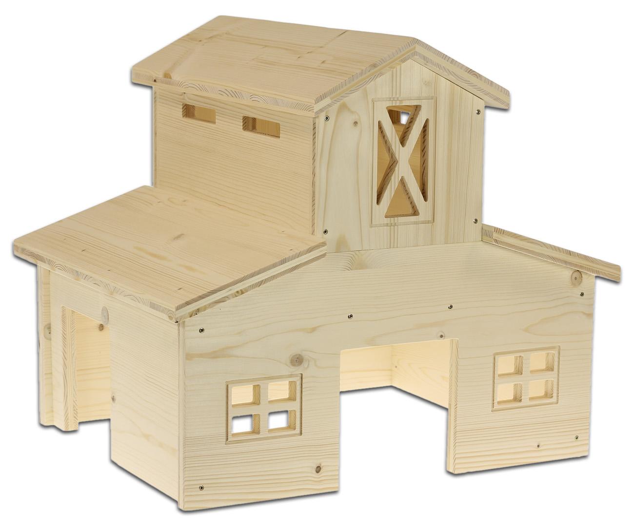 meerschweinchenhaus texasscheune. Black Bedroom Furniture Sets. Home Design Ideas
