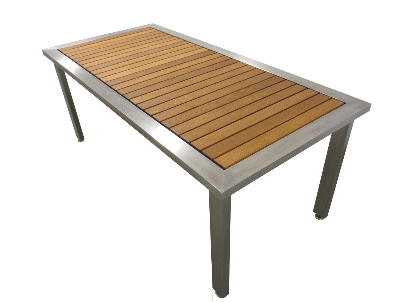 tisch echt stabil. Black Bedroom Furniture Sets. Home Design Ideas